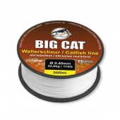 Fir textil CORMORAN BIG CAT 8XBRAID WHITE 050MM/68KG/300M