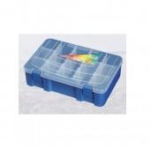 Cutie PLASTICA PANARO 1/15 COMPARTIMENTE AJUSTABILE 276X188X45 MM