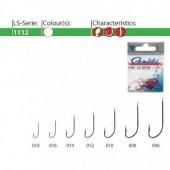 Carlige GAMAKATSU LS-1112N NI 25BUC/PL, nr.12