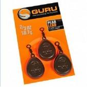 Plumb GURU PEAR 2/3OZ 3BUC/PL