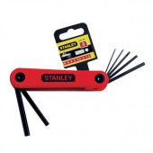 Set 7 chei imbus metric STANLEY 4-69-261, 1.5-6mm