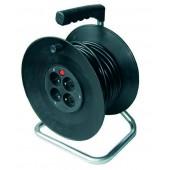Prelungitor cablu cu rola HECHT 450153, 50 m