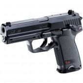 Pistol airsoft CO2 HEKLER&KOCH USP 6MM 16BB 2J