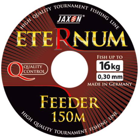 Fir monofilament JAXON ETERNUM FEEDER 150m 0.22mm 9kg