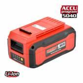 Baterie HECHT 005025B 40V, 2.6Ah