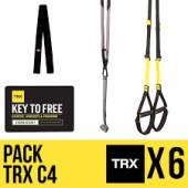 Set TRX CLUB C4 / 6 buc.