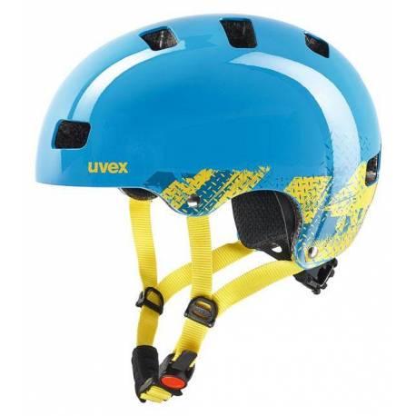 Casca bike-skateboard junior UVEX KID 3