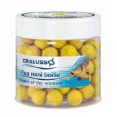 Boilies Pop-Up CRALUSSO Mini 12mm 40g Usturoi