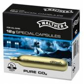 Capsule CO2 12G WALTHER 10BUC/BOX
