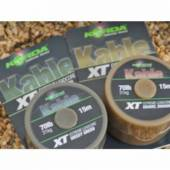 Fir leadcore KORDA CABLE XT 70LB ROLA 15M