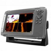 Sonar cu GPS LOWRANCE Hook2-7X Tripleshot + GPS