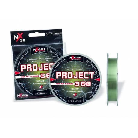 Fir monofilament COLMIC PROJECT 360 NX30 100M 0.30mm 7.20kg