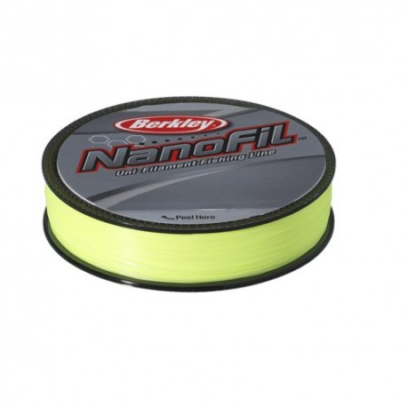 Fir BERKLEY NANOFIL CHARTREUSE 020MM/12.7KG/125M