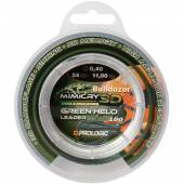 Fir leader PROLOGIC MIMICRY GREEN HELO 050MM/15,6KG/100M