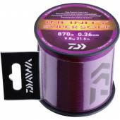 Fir monofilament crap DAIWA INFINITY SUPER SOFT 031MM/7,0KG/1250M