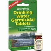 Tablete pentru purificarea apei Coghlans