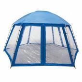 Pavilion PVC pentru piscine cu diametru pana la 4m GRE