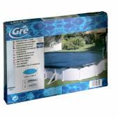 Prelata de iarna pentru piscina ovala GRE 610x375cm