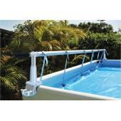 Derulator prelate piscine supraterane latime maxima 549 cm, KOKIDO