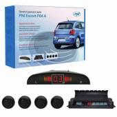 Senzori parcare auto PNI Escort P04 A cu 4 receptori