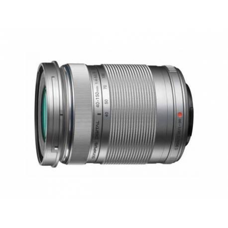 Obiectiv OLYMPUS M.ZUIKO DIGITAL ED 40-150mm 1:4.0-5.6 R/EZ-M4015 silver