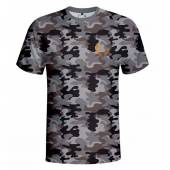 Tricou pescuit SAVAGE GEAR SIMPLY SAVAGE CAMO MAR.XL
