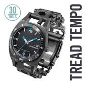 Ceas Leatherman TREAD TEMPO Black