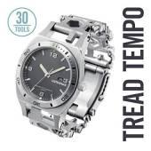 Ceas Leatherman TREAD TEMPO Silver
