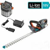 SET TRIMMER GARD VIU CU BATERIE LI 18