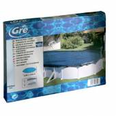 Prelata de iarna pentru piscina ovala GRE 500 x 300cm, 100 g/m