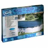Prelata de iarna pentru piscina rotunda cu diametrul 550cm - 100 g/m GRE