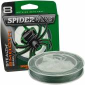 Fir textil SPIDERWIRE STEALTH 8 VERDE 006MM/6.6KG/150M