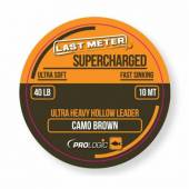 Leader PROLOGIC SUPERCHARGED, camo brown, 50Lbs, 7m