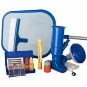 Set pentru curatare piscinelor cu filtru cu cartus GRE
