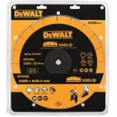 Discuri DeWALT SERIES 60, 350x3x25.4mm T1