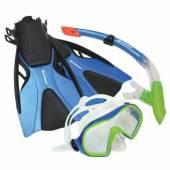 Set snorkeling pentru adulti Cayman SCHILDKRÖT