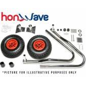 Roti pentru transportul barcilor gonflabile HONDA T35-AE / T40-AE