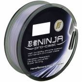 Fir monofilament LINEAEFFE Ninja Pro Cast Grey 250m 031mm 15,5Kg