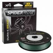 Fir textil SPIDERWIRE STEALTH 8 VERDE 025MM 27,3KG/150M