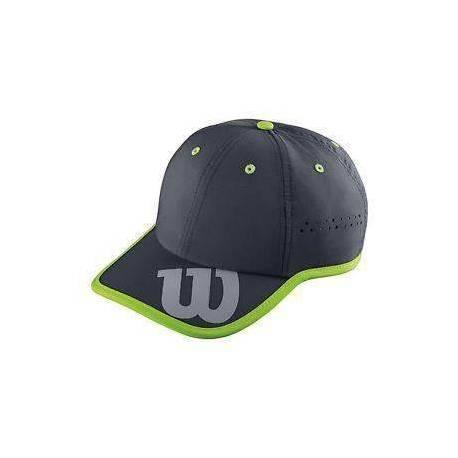 Sapca Wilson Brand Gri/Verde, S-M INTL