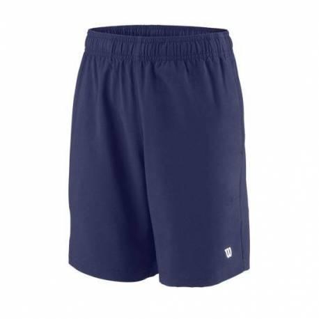 Pantaloni scurti Wilson Team 7, baieti, albastru, S