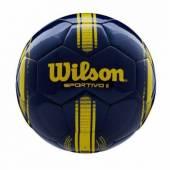 Minge fotbal Wilson NCAA Sportivo II, mărime 5, albastru
