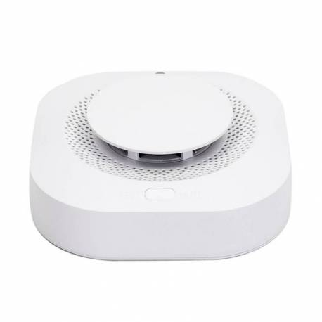 Senzor de fum wireless PNI SafeHouse HS260 compatibil cu sisteme de alarma wireless