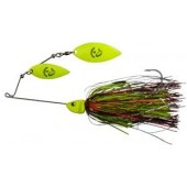 Spinnerbait SAVAGE GEAR DA BUSH NR.3/32G YELLOW SILVER