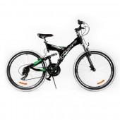 "Bicicleta MTB PASSATI TOUAREG 26"", NEGRU"