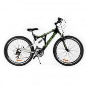 """Bicicleta MTB PASSATI STORM 26"""", NEGRU"""