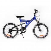 """Bicicleta MTB PASSATI VOYAGER 20"""", ALBASTRU"""
