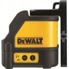 Nivela laser in cruce DEWALT DW088K