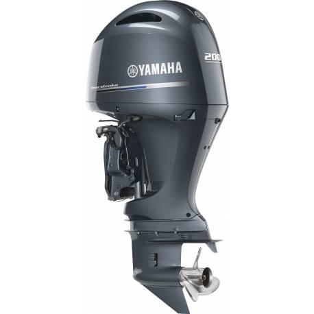 "Motor termic YAMAHA F200G ETL 200CP, cizma lunga 516mm, afisaj digital LCD 4.6"""