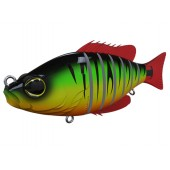 SWIMBAIT SEVEN SECTION S4' 10cm - 20gr 04 Fire Tiger